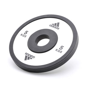 Adidas Elite Weight Plate 10kg 25mm